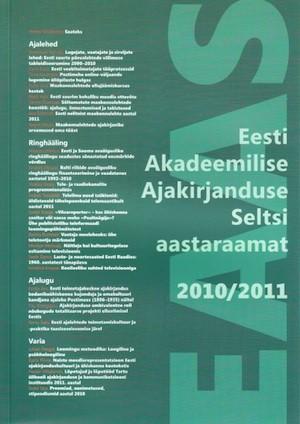 aastaraamat 2010 kaas