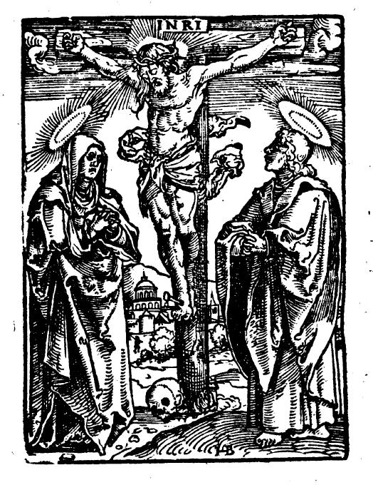 Mylius, Oratio passionis