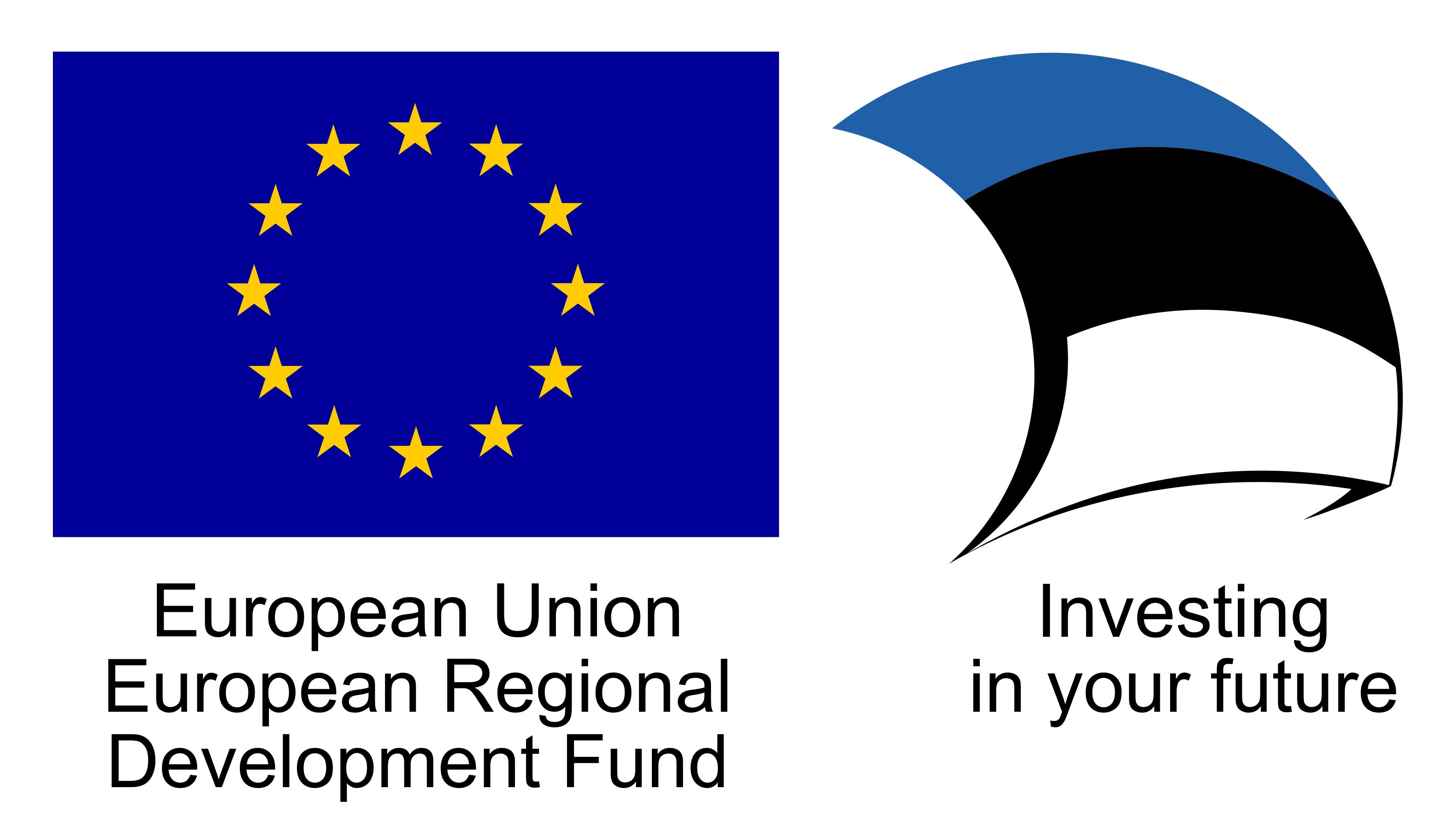 Funded by European Union European Regional Development Fund