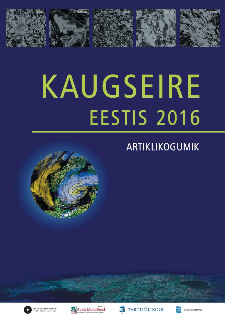 Kaugseirekogumik 2016