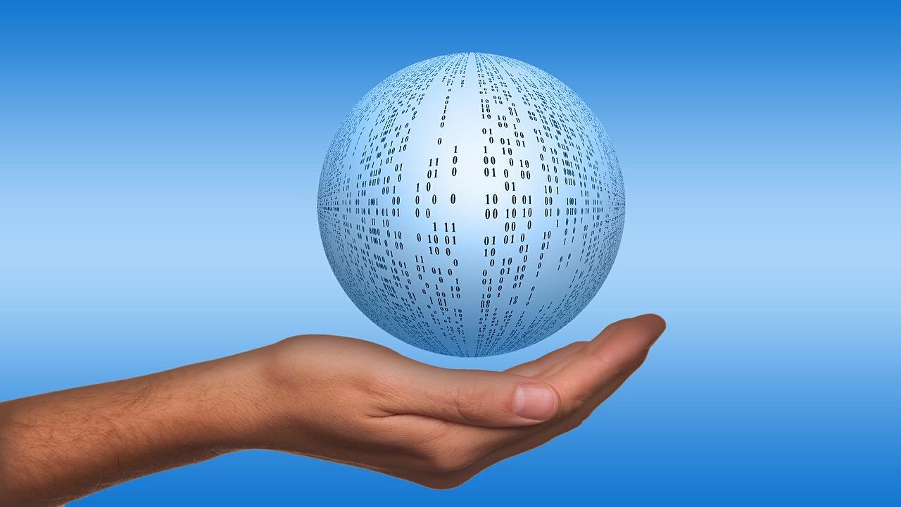 Sinu andmed on oluline infovara, mida hoida