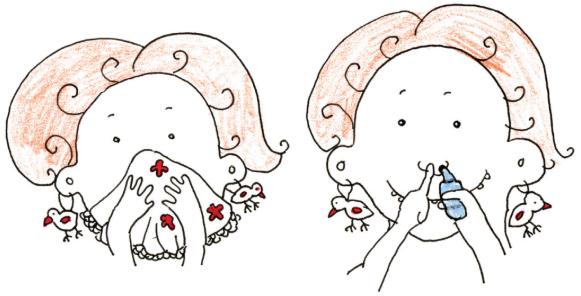 Ravimi ninna manustamine