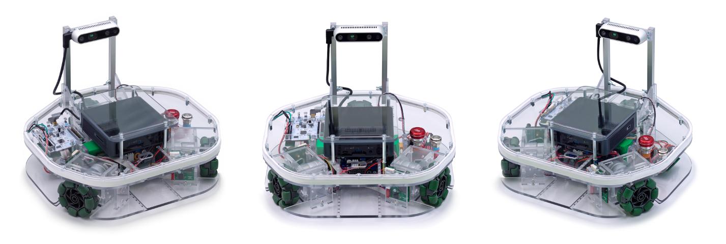 Robotont generatsioon 2.1