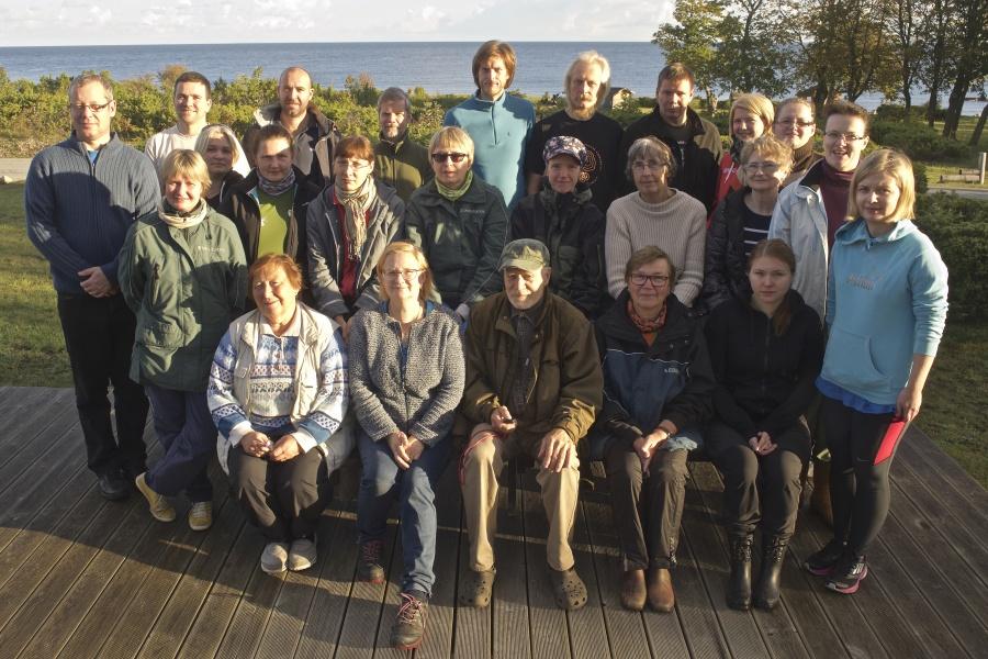 Saaremaa sügisene seenelaager 2015 Foto Vello Liiv