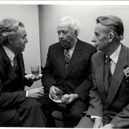 Sõprade Juhan Peegli ja Heino Ahvenaga (1985)