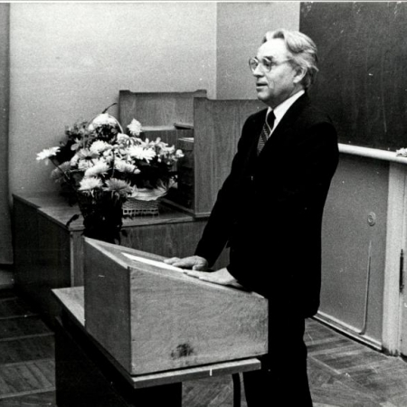 Kõnet pidamas (1987)