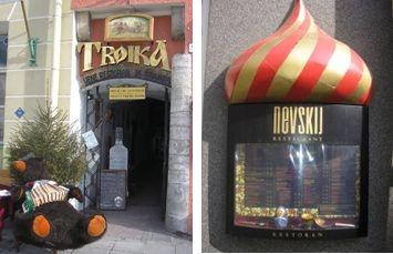 Vene restoranid Tallinnas