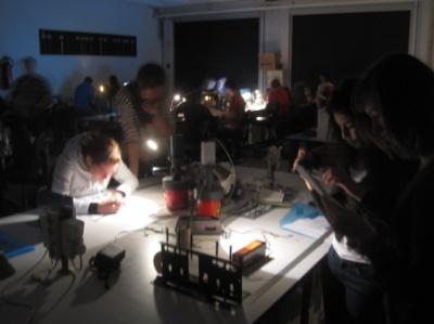 Projekti Quantum Spin-Off üritus Belgias
