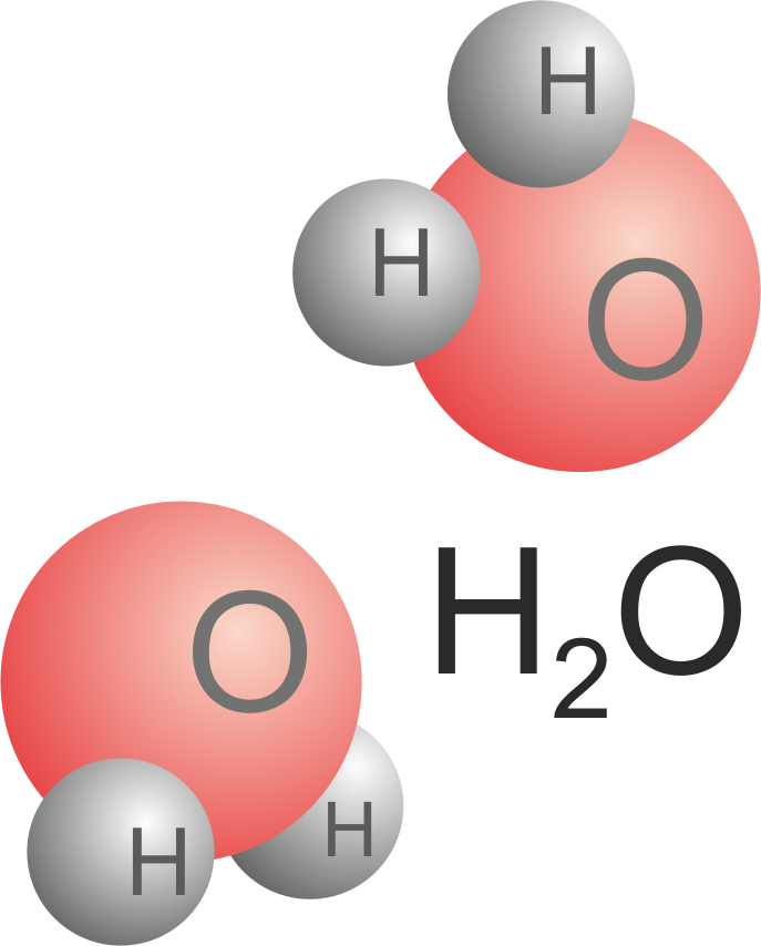 Vee molekulid (autor: Ly Sõõrd)