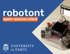 robotont - open-source robot