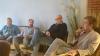 Raivo Vare, professor Andres Kasekamp ja Marko Mihkelson, modereerib Oliver Mõru.