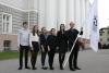 Müürilehe armee - Henrik, Laura, Stina, Anna Linda, Johanna ja Randon