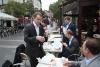 Härrad avastamas Brüsseli toidukultuuri