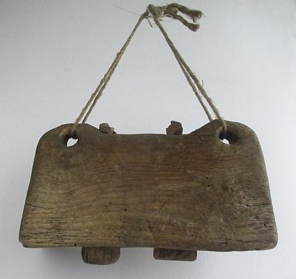 Lehmakrapp (Eesti Vabaõhumuuseumi säilik ERVM E 210: 83)