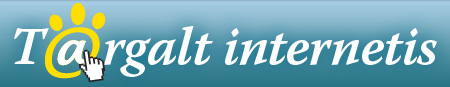 Targalt internetis logo